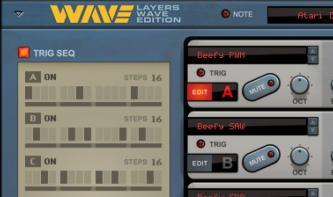 Layers Wave Edition: der 90er-Sound für Propellerhead Reason