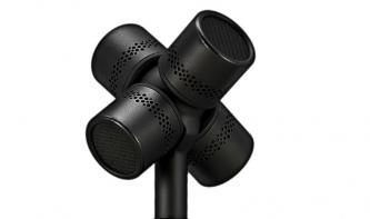 Musikmesse 2018: RØDE NT-SF1 Ambisonics-Mikrofon für 3D-Audio