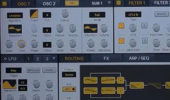 KV331 Audio SynthMaster One: etablierter Soft-Synth für das iPad