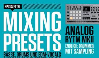 Die neue Beat 07 18 ist da: Mastering Presets – Fixe Tricks für fetten Sound
