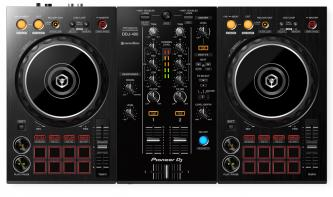Pioneer DJ DDJ-400: Einsteiger-Controller für DJs