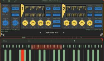 FAC Envolver v2: iPad-Effekt für organische Modulationen