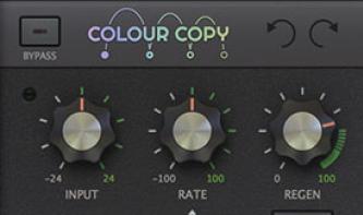 u-he Color Copy - BBD Delay jetzt in Version 1.0