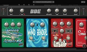BBE Stomp Board im Kurztest: virtuelles Gitarren-Rig für massig Effekte