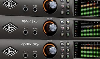 Universal Audio Apollo X: neue Audio-Interface für Profis