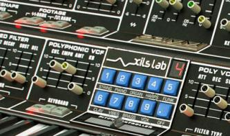 XILS Lab PolyM 1.1: virtueller Polymoog mit neuen Features