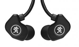 Neue Kopfhörer und In-Ear-Ohrhörer von Mackie
