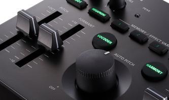 Roland VT-4: Voice Transformer für Vocal-Effekte