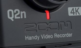 Zoom Q2n-4K: Fieldrecorder mit 4K-Kamera und iOS-Unterstützung