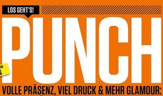 Die neue Beat 01 19 ist da: Punch – Mehr Druck, Volumen und Glamour