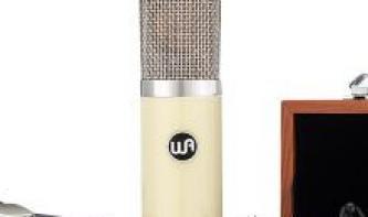 Warm Audio WA-251: Röhren-Großmembran-Kondensatormikrofon