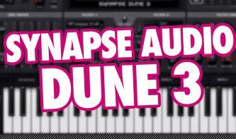 Video-Tutorial: Synapse Audio Dune 3 - die neuen Features im Überblick