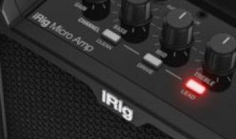 IK Multimedia iRig Micro Amp: mobiler Gitarrenverstärker