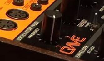 Behringer Crave: Synthesizer mit Moog- und Prophet-Genen zum Spitzenpreis