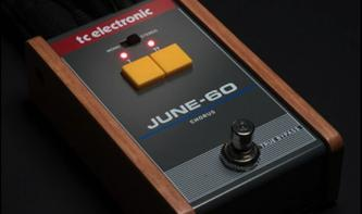TC Electronic June-60: Kultiger Chorus für wenig Geld