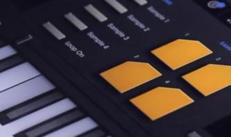 Fingerlab SK-51: Casio Sampling-Keyboard (80er) für das iPad