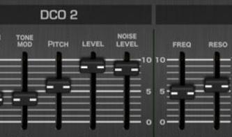 Virtueller MIDI-Controller für den Behringer Deepmind-12 von Momo Müller