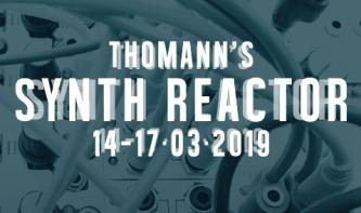 YouTube-Event Thomann's Synth Reactor