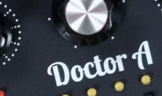 Audiothingies Doctor A: Stereo-Delay/Reverb-FX für den Desktop